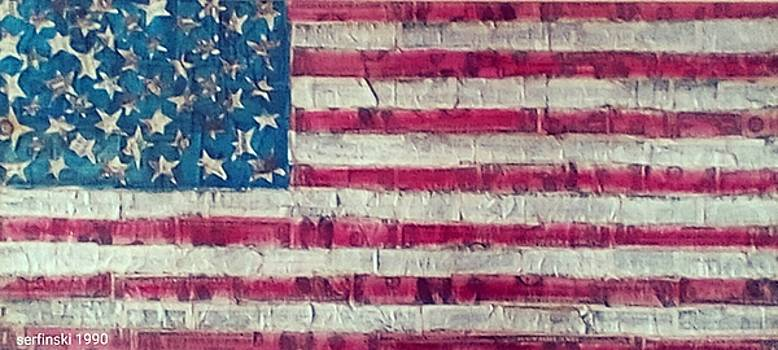 Make America Rich Again by Karen Serfinski