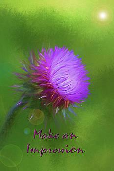 Make an Impression by Kathy Clark