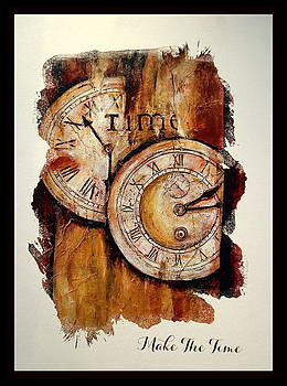 Make the Time by Sheri Locher
