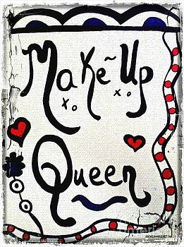 Make-Up Queen by Rachel Maynard