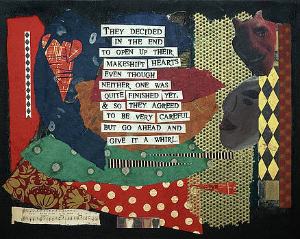 Makeshift Hearts by Kay Foley