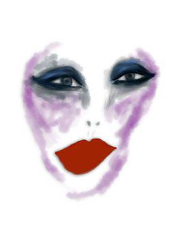 Bill Owen - makeup experiment