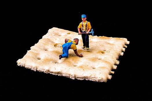 Making Holes by Sandi Kroll