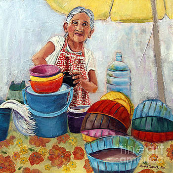Making Pozol by Linda Queally