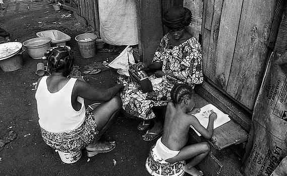 Muyiwa OSIFUYE - Homework after school