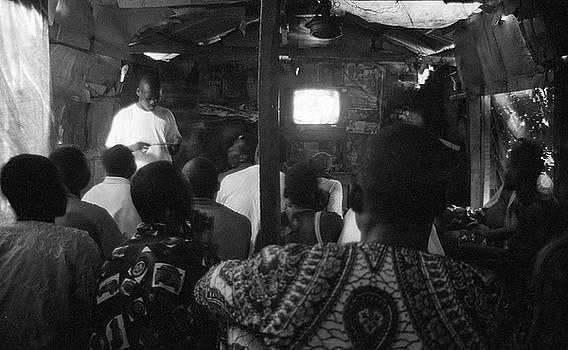 Muyiwa OSIFUYE - Afternoon movie - who has paid