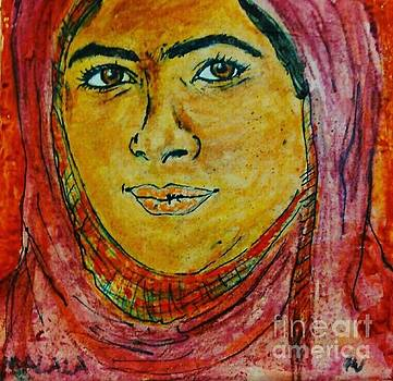 Malala by Frechelle OUTSIDER