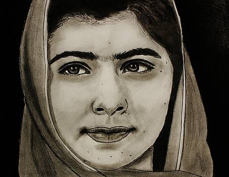 Malala Yousafzai- Teen Hero by Michael Cross