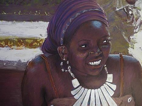 Malambo Zambia by Colm Brophy
