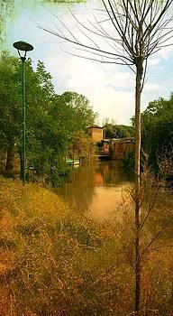 Malamocco Canal No2 by Anne Kotan