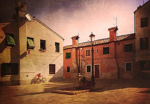 Malamocco Corner No2 by Anne Kotan