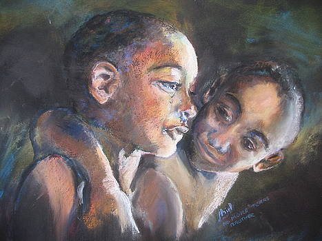 Malawian no more tears Brother by Shirley Roma Charlton