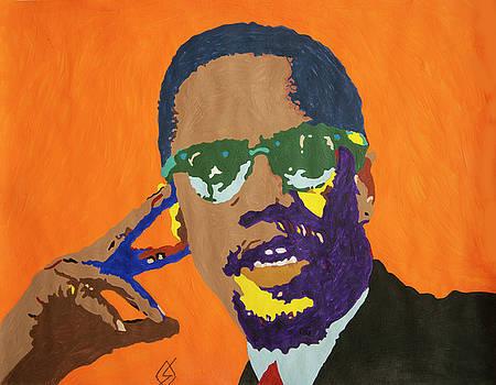 Malcolm X by Stormm Bradshaw