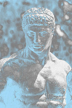 Jost Houk - Male God of Blue
