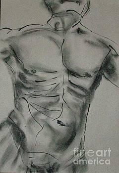 Male Torso by James McCormack
