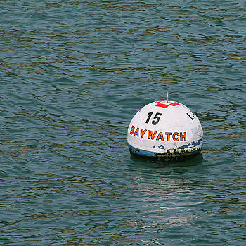 Art Block Collections - Malibu Baywatch Buoy