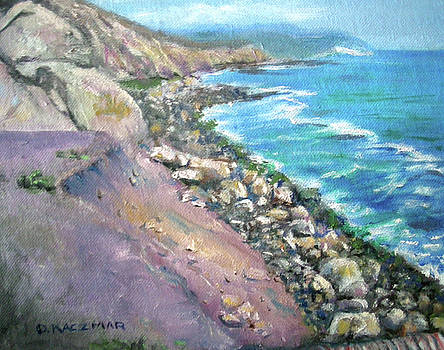 Malibu Beach by Olga Kaczmar