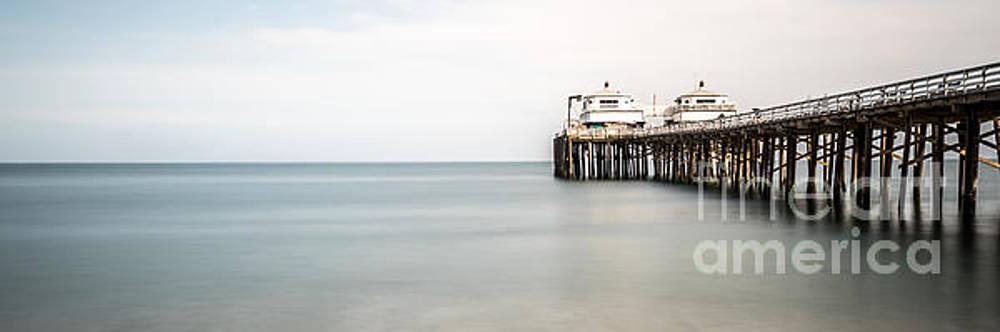 Paul Velgos - Malibu Pier Panorama Photo