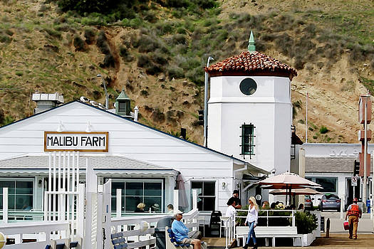 Art Block Collections - Malibu Pier Restaurant