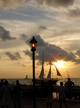 Susanne Van Hulst - Mallory Square Key West