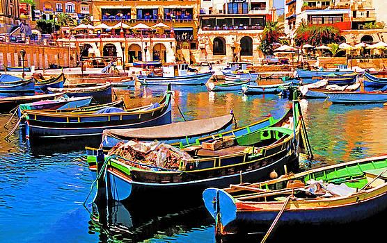 Dennis Cox - Malta Marina