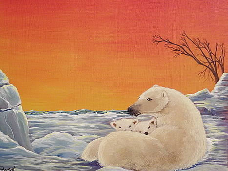 Mama Bear by Gerard Provost
