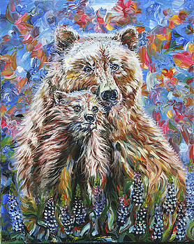 Mama Bear by Yelena Rubin