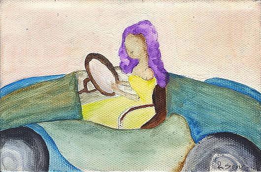 Mama Drives a Disney Car by Ricky Sencion