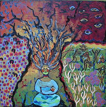 Mama Earth-Sistah Moon by Farin MEMA Greer