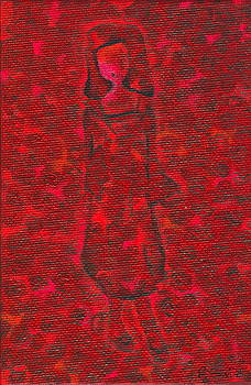 Mama in Roses by Ricky Sencion