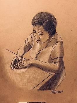 Mama Lilia by Thelma Delgado