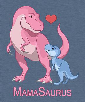 Crista Forest - Mama Tyrannosaurus Rex Baby Boy