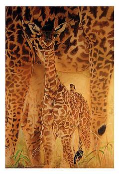 Mamaandbaby by Dwayne Lester