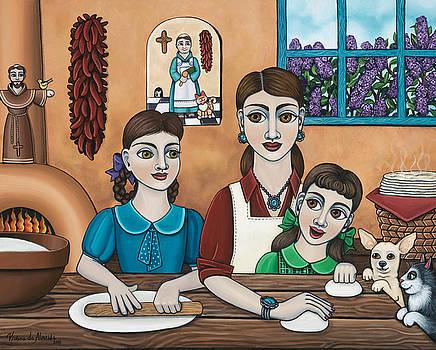 Mamacitas Tortillas by Victoria De Almeida