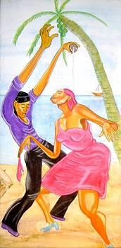 Mambo Dancing by Neg Ayiti Neg Ayiti