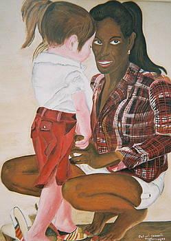 Mami Sandal by Desenclos Patrick
