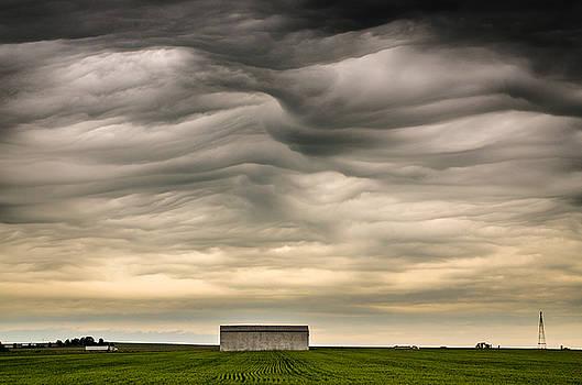 Jeff Phillippi - Mammatus Clouds