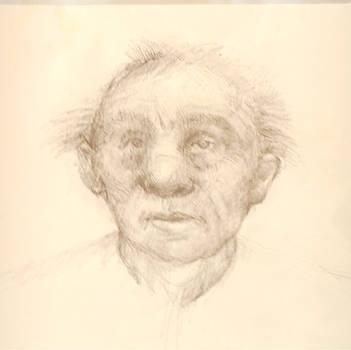 Man 4 by Nancy Berkan