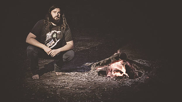 Man and Fire by Philip A Swiderski Jr