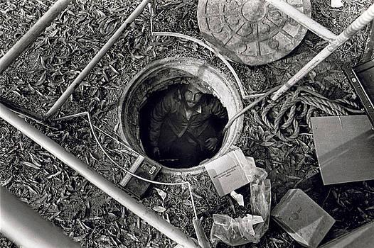 Man in a Hole by Matt Plyler