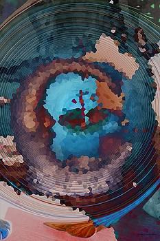 Man in the Moon Daydream by Alisha at AlishaDawnCreations
