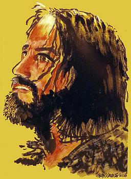 Man of Sorrows by Seth Weaver
