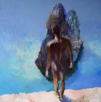 Man on Edge by Nicholas Stedman