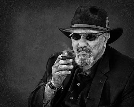Nikolyn McDonald - Man with Cigar - Smoking