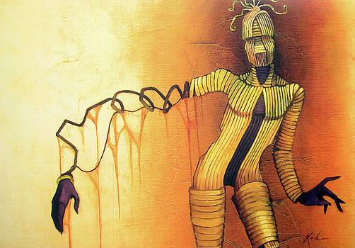Manakin by Scott Kirschner
