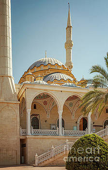 Sophie McAulay - Manavgat mosque Turkey