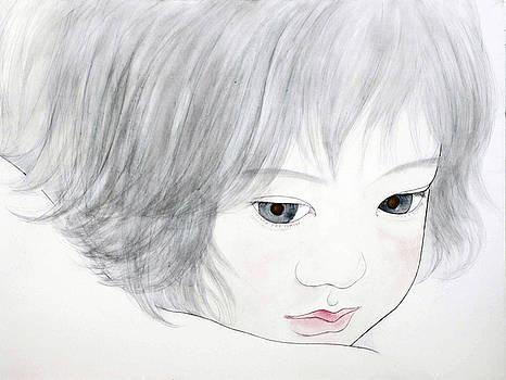 Fumiyo Yoshikawa - Manazashi or Gazing Eyes
