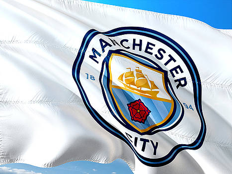 Valdecy RL - Manchester City Football Club Flag
