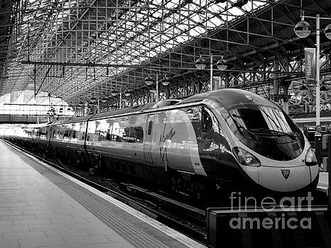 Lexa Harpell - Manchester Railway Station