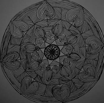 Mandal 1 by Usha Rai